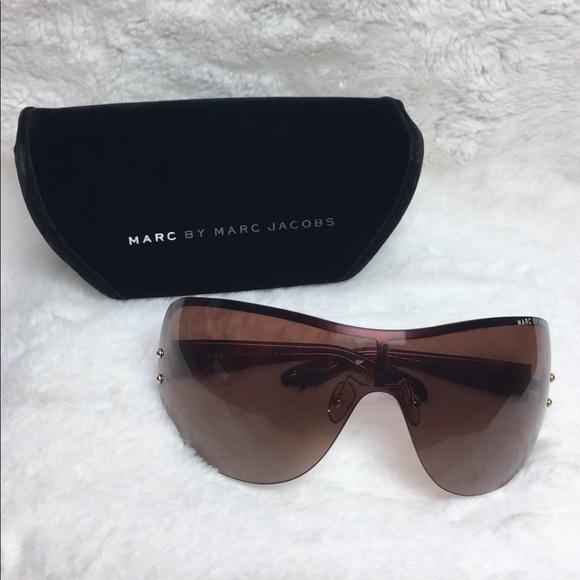 a2cc3d053e53 Flash Sale! Marc Jacobs Shield Wrap Sunglasses. M_5cd72088aa7ed38a0ff85d7c